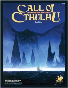 Call of Cthulhu, 6th Ed.