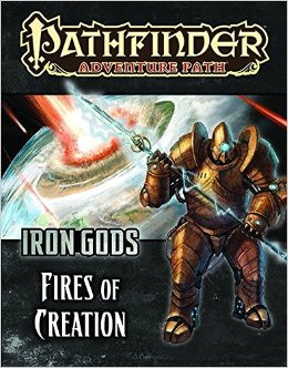 Pathfinder Role Playing Game: Iron Gods part 1
