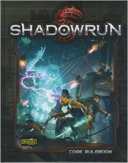 Shadowrun Core Rulebook, 5th Ed.